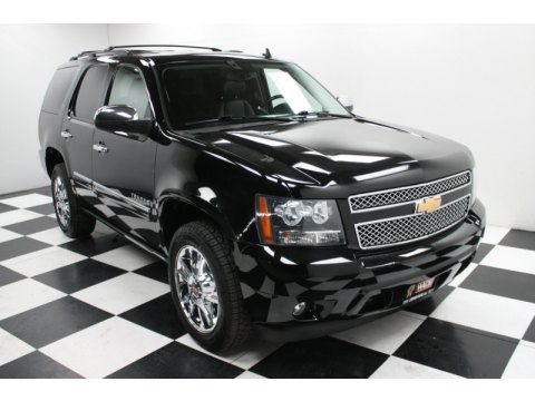 2009 Chevrolet Tahoe LTZ 4x4 in Black