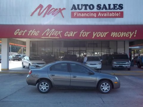 2005 Dodge Neon SXT in Mineral Gray Metallic