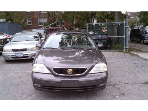2002 Mercury Sable LS Premium Sedan in Dark Shadow Grey Metallic