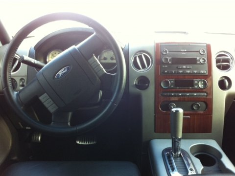 2007 Ford F150 Lariat SuperCrew for Sale | FreeRevs.com - Used Cars