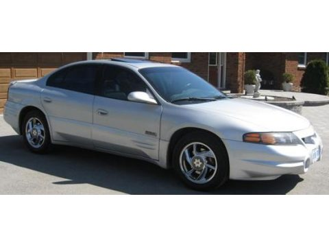 2000 Pontiac Bonneville SSEi in Galaxy Silver Metallic