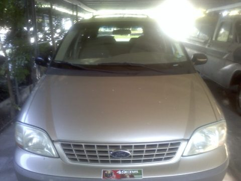 2001 Ford Windstar LX in Harvest Gold Metallic