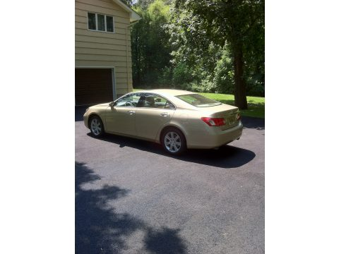 2008 Lexus ES 350 in Golden Almond Metallic