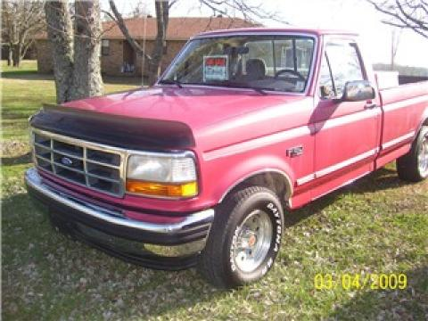 1994 Ford F150 XLT Regular Cab | Archived | FreeRevs.com - Used Cars