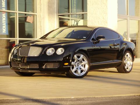 2007 Bentley Continental GT Mulliner in Beluga