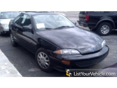 1999 Chevrolet Cavalier Coupe in Black