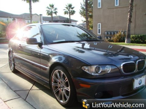 2006 BMW 3 Series 330i Coupe in Mystic Blue Metallic