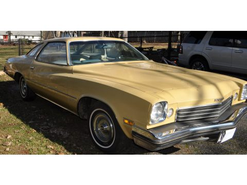 1973 Buick Century Coupe in Bamboo Cream