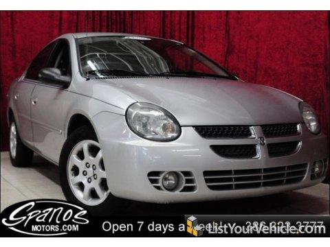 2003 Dodge Neon SXT in Bright Silver Metallic