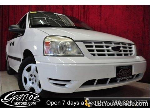 2004 Ford Freestar S in Vibrant White