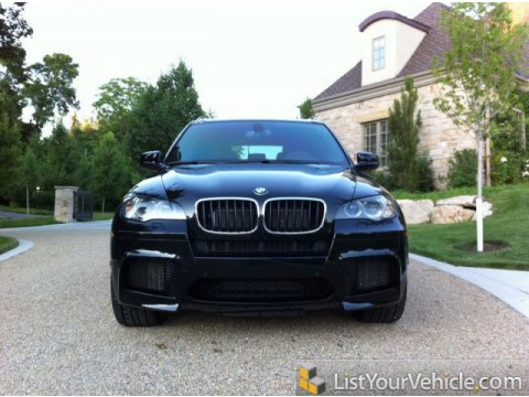 2011 BMW X5 M M xDrive in Carbon Black Metallic