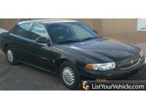 2002 Buick LeSabre Custom in Dark Polo Green Metallic