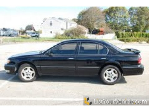 1998 Infiniti I 30 in Obsidian Black