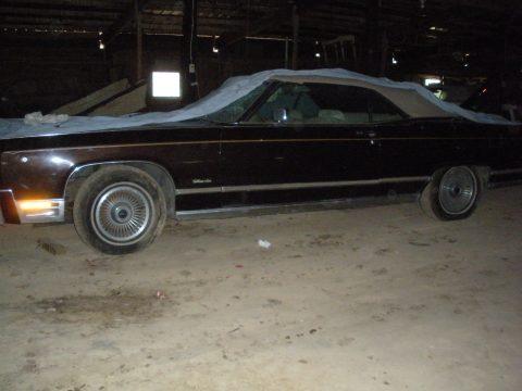 1978 Lincoln Continental Mark V Coupe in Dark Champagne Metallic