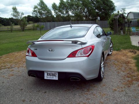 Hyundai genesis coupe 2.0t for sale