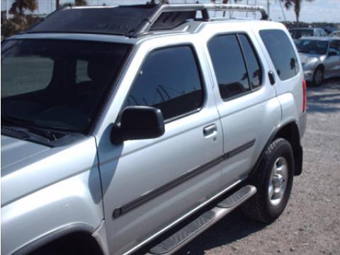 2002 Nissan Xterra XE in Silver Ice Metallic