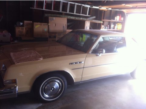 1977 Buick  LeSabre Coupe in Tan