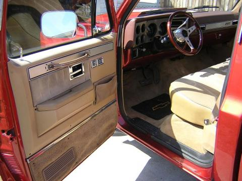 1986 GMC CK Truck C10 Short Bed in Copper Pearl
