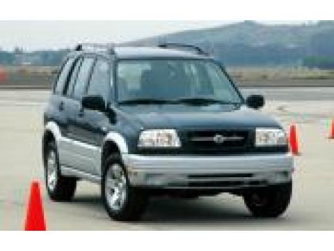 1999 Suzuki Grand Vitara JS in Grove Green Pearl Metallic
