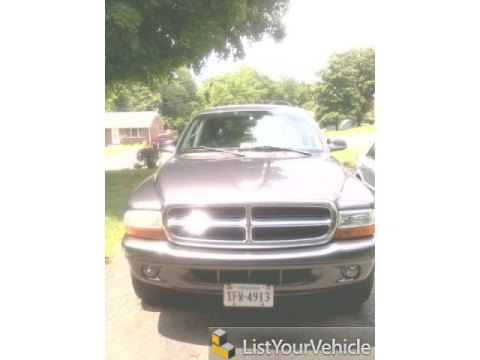 2003 Dodge Durango SLT 4x4 in Graphite Metallic