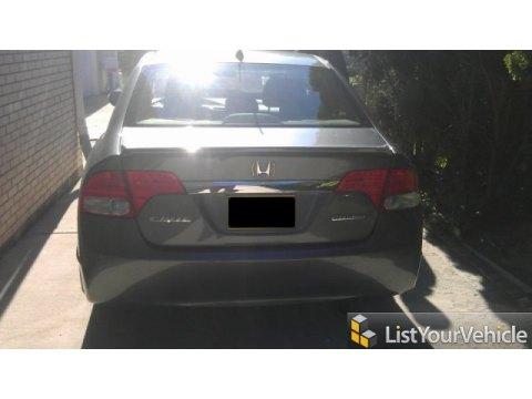 2009 Honda Civic Hybrid Sedan in Magnetic Pearl
