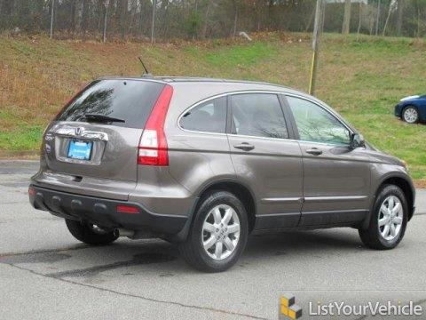 2009 Honda CR-V EX-L in Urban Titanium Metallic