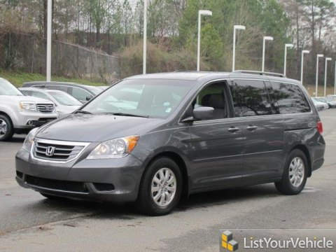 2010 Honda Odyssey EX-L in Polished Metal Metallic