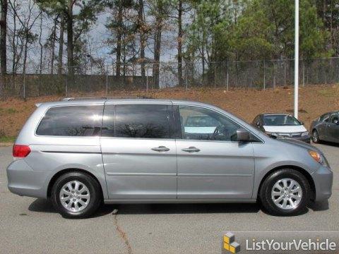 2010 Honda Odyssey EX-L in Alabaster Silver Metallic