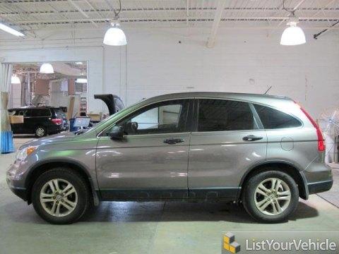 2010 Honda CR-V EX in Urban Titanium Metallic