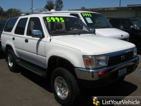 1995 toyota 4runner sr5 archived freerevs com used cars and trucks for sale free car ad 70010184 freerevs com