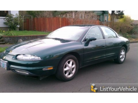 1996 Oldsmobile Aurora 4.0 in Dark Green Metallic