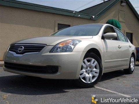 2009 Nissan Altima 2.5 S in Sonoran Sand Metallic