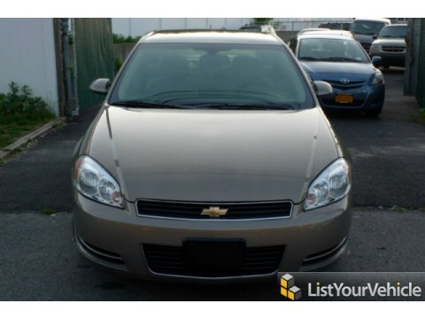 2007 Chevrolet Impala LT in Amber Bronze Metallic
