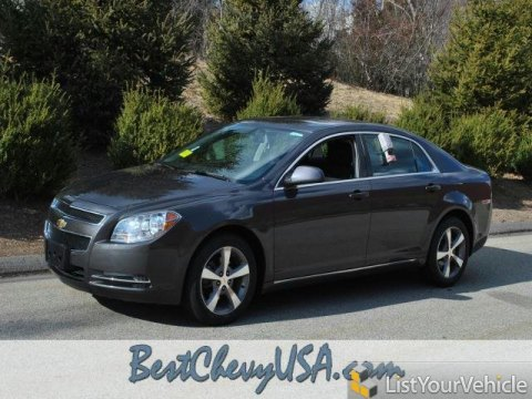 2011 Chevrolet Malibu LT in Taupe Gray Metallic