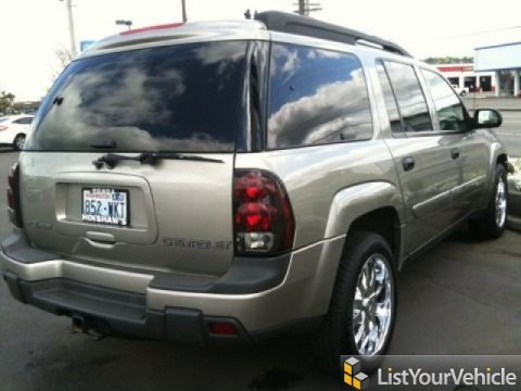 2003 Chevrolet TrailBlazer EXT LT 4x4 in Sandalwood Metallic