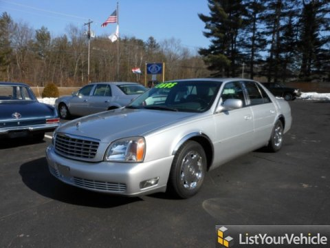 2000 Cadillac DeVille Sedan in Sterling