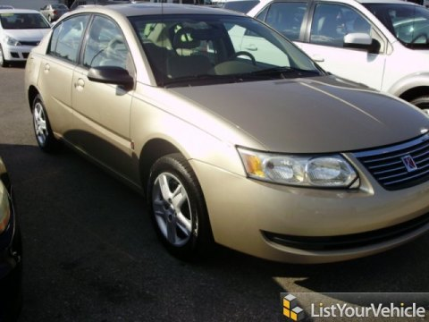 2006 Saturn ION 2 Sedan in Golden Cashmere