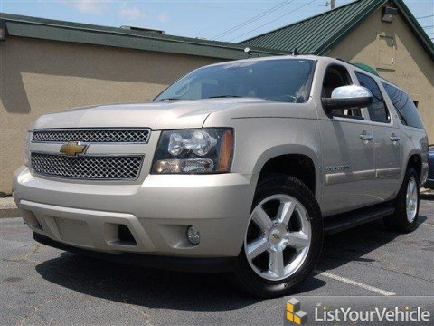 2007 Chevrolet Avalanche LTZ in Gold Mist Metallic