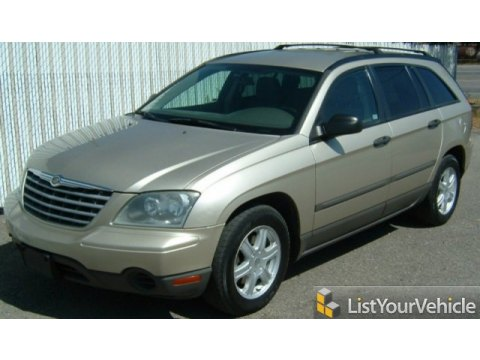 2005 Chrysler Pacifica  in Linen Gold Metallic Pearl