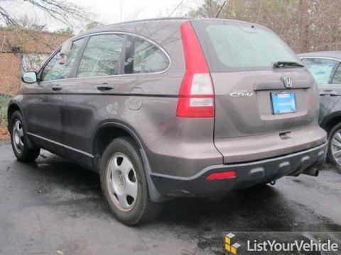 2009 Honda CR-V LX in Urban Titanium Metallic