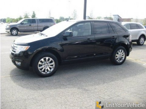 2008 Ford Edge SEL AWD in Black