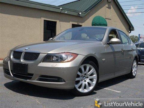 2007 BMW 3 Series 335i Sedan in Sonora Metallic