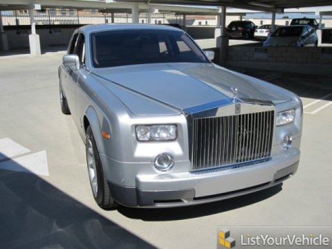 2004 Rolls-Royce Phantom  in Silver
