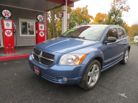 2007 Dodge Caliber R/T AWD in Steel Blue Metallic