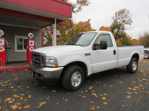 2004 Ford F250 Super Duty XL Regular Cab in Oxford White