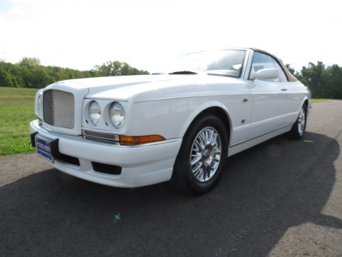 1999 Bentley Azure  in White