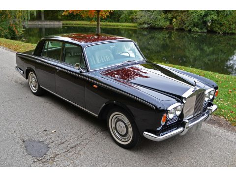 1967 Rolls-Royce Silver Shadow 4 Door Saloon in Masons Black