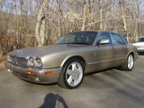 1999 Jaguar XJ XJR in Topaz Metallic