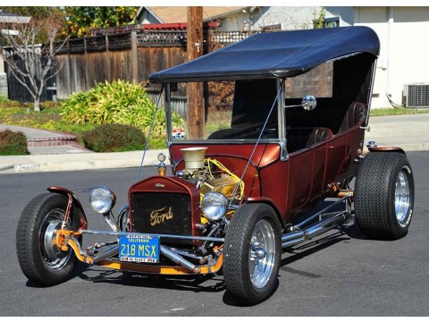 1923 Ford T Bucket Roadster in Brown