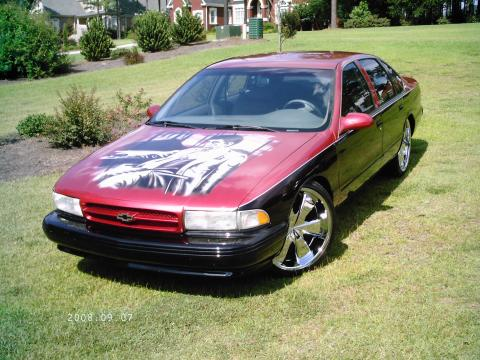 1995 Chevrolet Impala SS in Custom